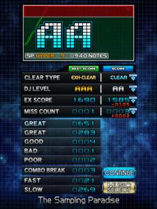 no.1beatmania3